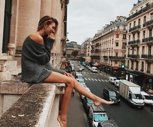 city, fashion, and girl image