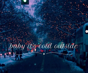 baby, purple, and winter image