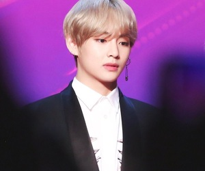 korea, taehyung, and kpop image