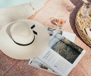 summer, magazine, and style image