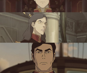 avatar, zuko, and the legend of korra image