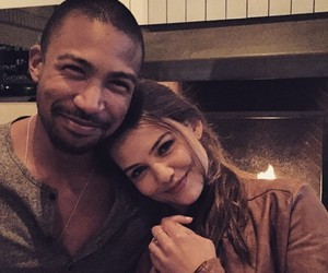 danielle campbell, The Originals, and marcel image