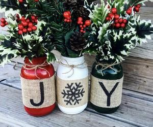 christmas, holiday, and joy image