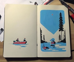alternative, art, and draw image