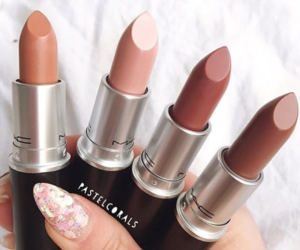 beauty, Lipsticks, and mac image
