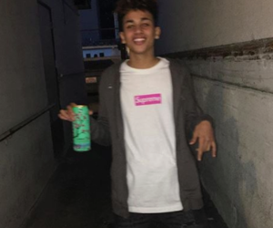brown curly hair, instagram inspo drink, and smile blurry insta image
