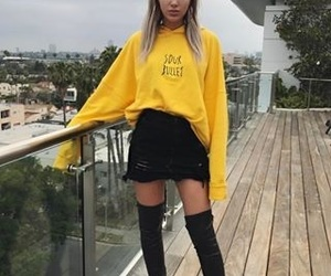 alissa violet, yellow, and Queen image