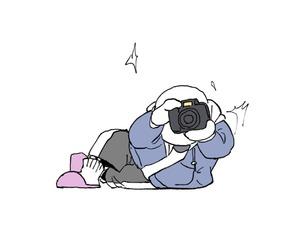 awesome, kawaii, and lol image