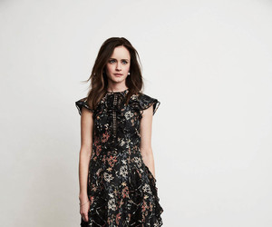 actress, alexis bledel, and photoshoot image