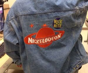 nickelodeon, grunge, and jacket image