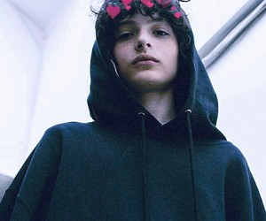 finn wolfhard, stranger things, and mike image