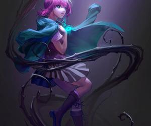 anime girl, mahoutsukai no yome, and chise image