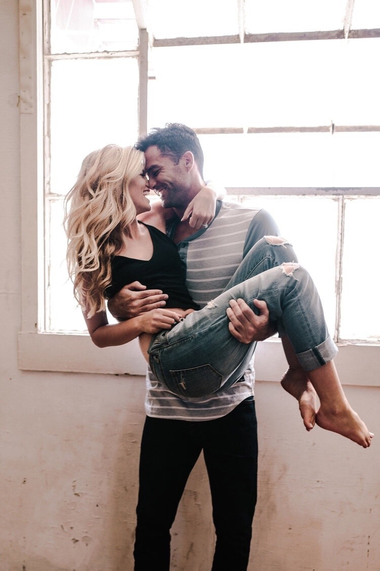 couple, love, and happy image