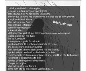 broken, albania, and thënie image