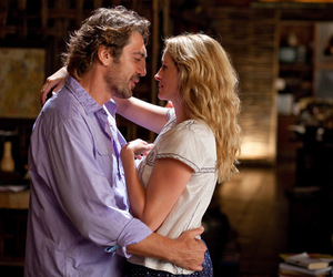 javier bardem, julia roberts, and eat pray love image