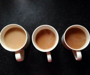 coffee, cups, and delicious image