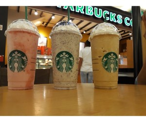 chocolate, starbuck, and nuez image
