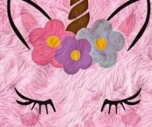 tumblr, unicornio, and fondos image