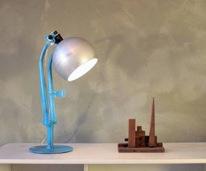 desk lamp, etsy, and upcycle light image