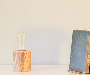 etsy, lighting, and table lamp image