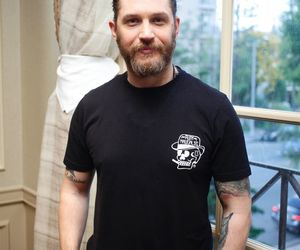 tom hardy and british actor image
