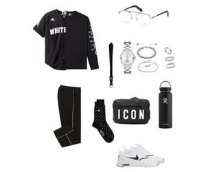 adidas, nike, and alyx image