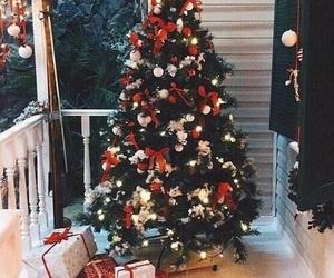 beautiful, christmas, and tree image