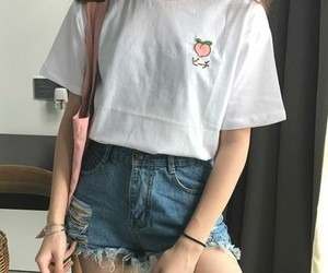 fashion, korean, and fashion korean image