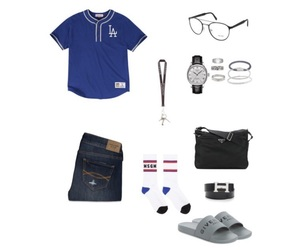 A&F, dodgers, and Givenchy image
