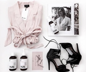 beauty, outfit, and clothes image