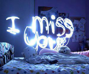i miss you, miss, and light image