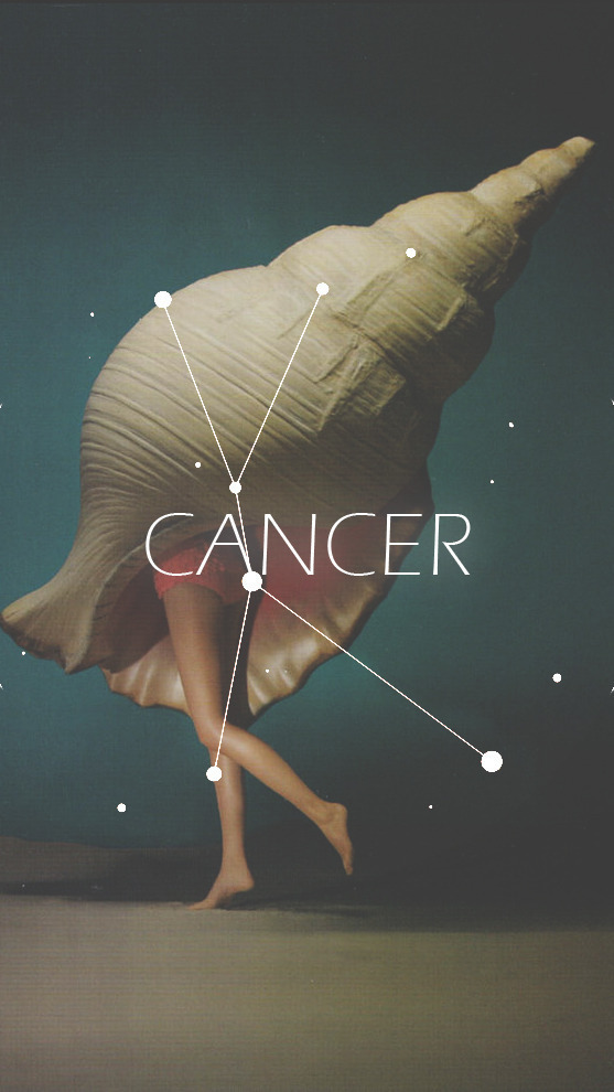 cancer, wallpaper, and zodiac image