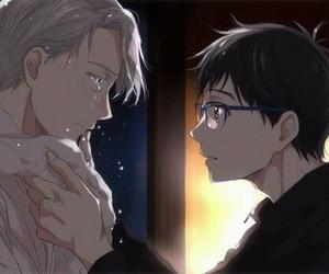 Boys Love, yuri on ice, and yaoi image