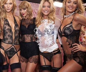 Victoria's Secret, Taylor Swift, and angel image