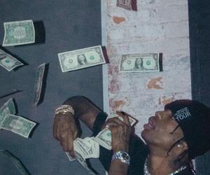 money and travis scott image