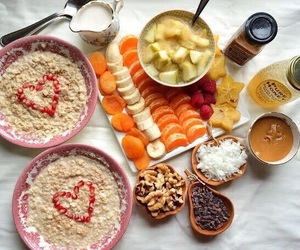healthy, fitness, and fruit image