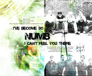 NUMB and linkin park image