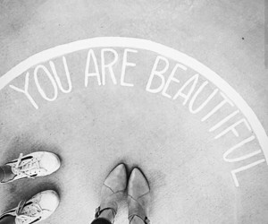 b&w, beauty, and phrases image