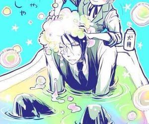 Boys Love, fanart, and kuroshitsuji image