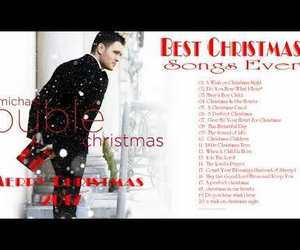 video, michael buble, and christmas 2017 image