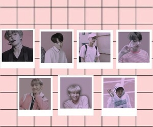 aesthetics, jin, and pink image