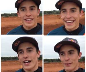 expression, motorcross, and cute image