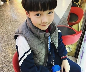 asian, baby, and boy image