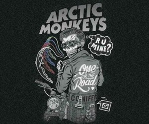 arctic monkeys, wallpaper, and indie image