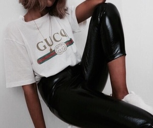 fashion, gucci, and girl image