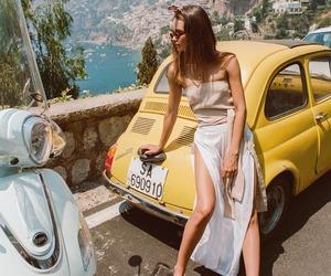fashion, summer, and car image