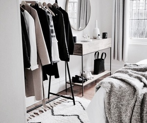 bedroom, fashion, and room image