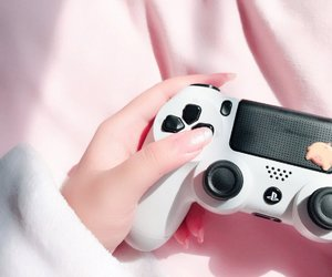 game, girls, and nails image