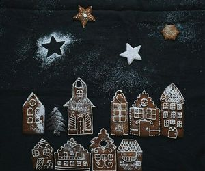 christmas, gingerbread, and photography image