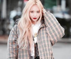 korean girl, kim hyuna 김현아, and hyunah_aa kpop image